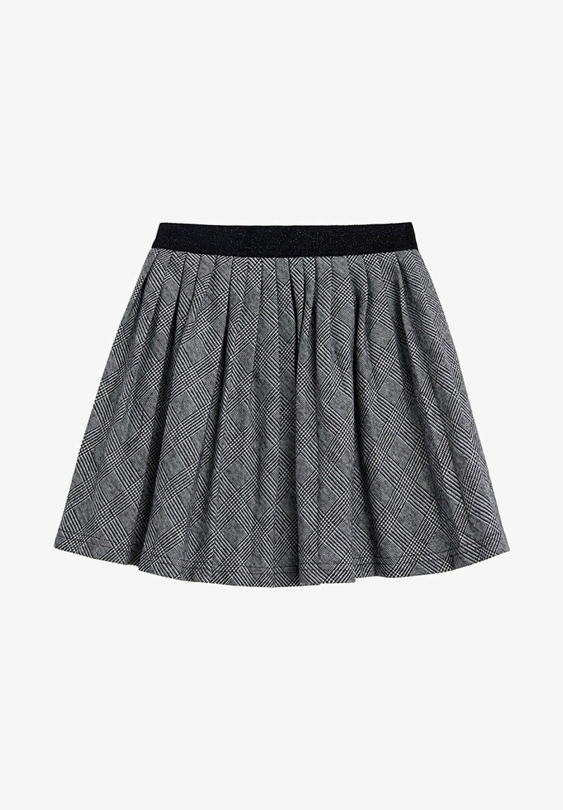 Mango - PLISADA - A-line skirt - czarny
