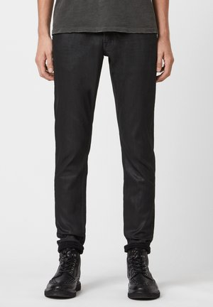 REX - Slim fit jeans - black