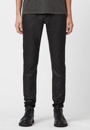 REX - Slim fit jeans - black