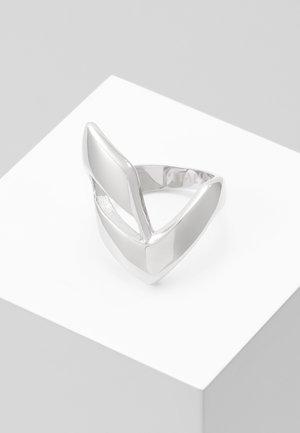 VOLT - Bague - silver-coloured
