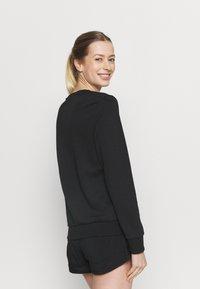 adidas Performance - Sweatshirts - black/white - 2