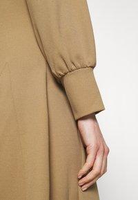 Marks & Spencer London - PUFF - Jersey dress - brown - 5