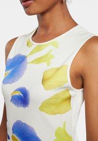 Desigual - Shift dress - white - 3