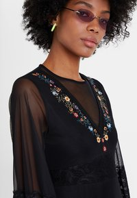 Desigual - PEKIN - Maxi dress - black - 4
