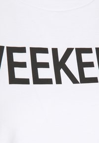 Rich & Royal - WEEKEND EVERY DAY PRINT - Print T-shirt - black - 2
