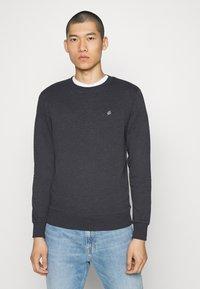 Jack & Jones - JORBASIC CREW NECK 2 PACK - Sweatshirt - light grey melange - 3