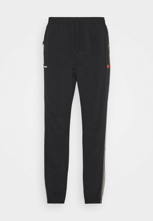 TURBO - Tracksuit bottoms - black