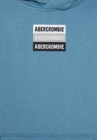 Abercrombie & Fitch - Mikina skapucí - dusty blue - 2
