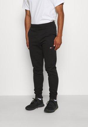 LOGO PANT - Tracksuit bottoms - black