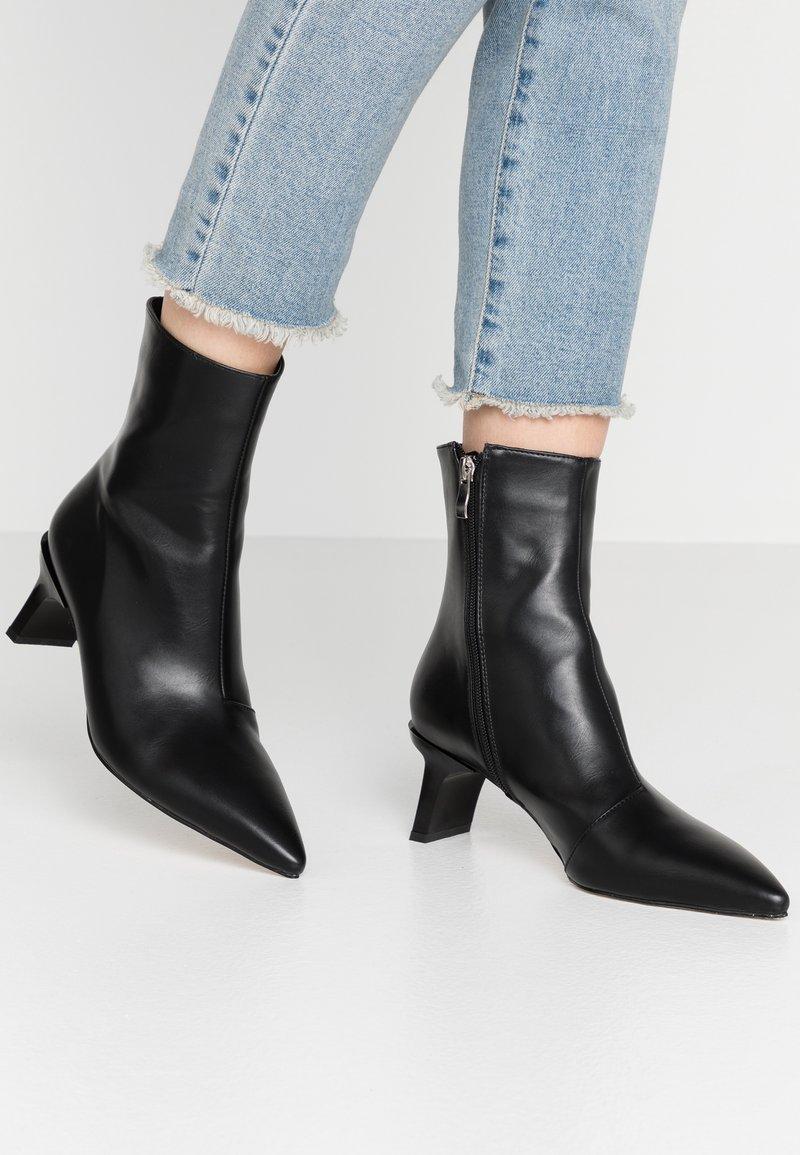 RAID - EDDISON - Støvletter - black