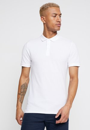 SCOTT - Polo shirt - white