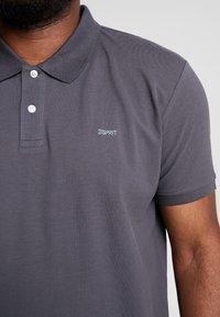 Esprit - BASIC PLUS BIG - Polo shirt - anthracite - 4
