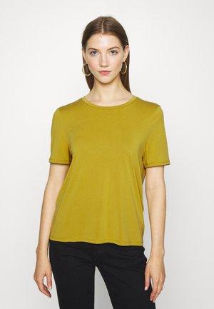 OBJANNIE SEASONAL - Basic T-shirt - antique moss