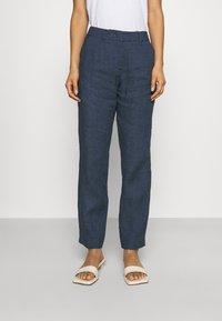 WEEKEND MaxMara - MANNA - Pantalon classique - blau - 0