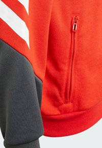 adidas Performance - XFG 3-STREIFEN TRAININGSANZUG - Veste de survêtement - red - 6