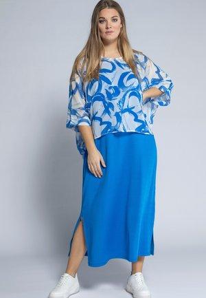Day dress - lapisblau