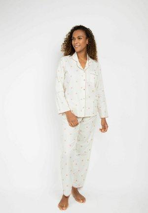 AUDREY  - Pyjama set - cream
