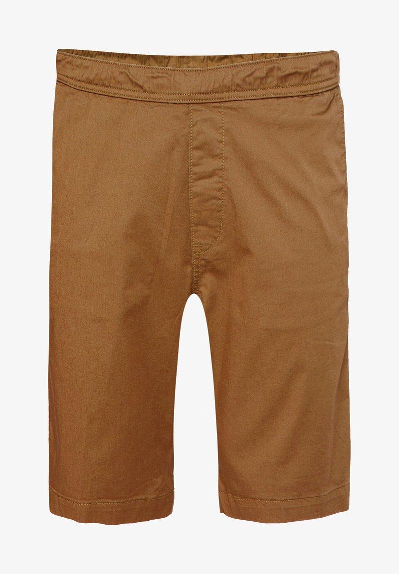 WE Fashion - Shorts - caramel
