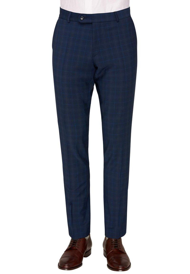 Carl Gross - Suit trousers - dunkelblau