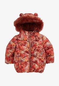 Next - Winter jacket - apricot - 0