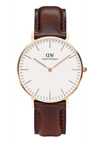 Daniel Wellington - CLASSIC BRISTOL 36MM - Watch - braun - 0