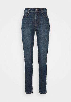 MOM - Skinny džíny - indigo