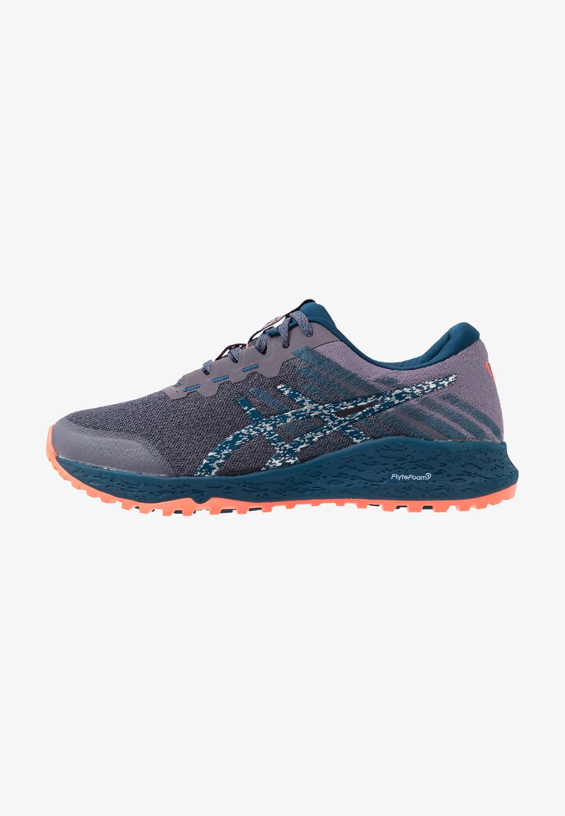 ASICS - ALPINE XT 2 - Trail running shoes - lavender grey/silver