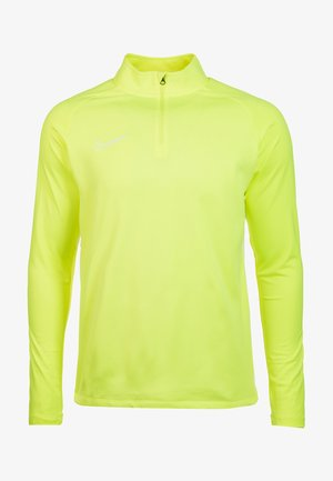 DRY ACADEMY - Funktionsshirt - neon yellow