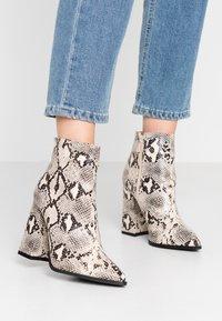 RAID - NEETA - Ankle boots - beige - 0