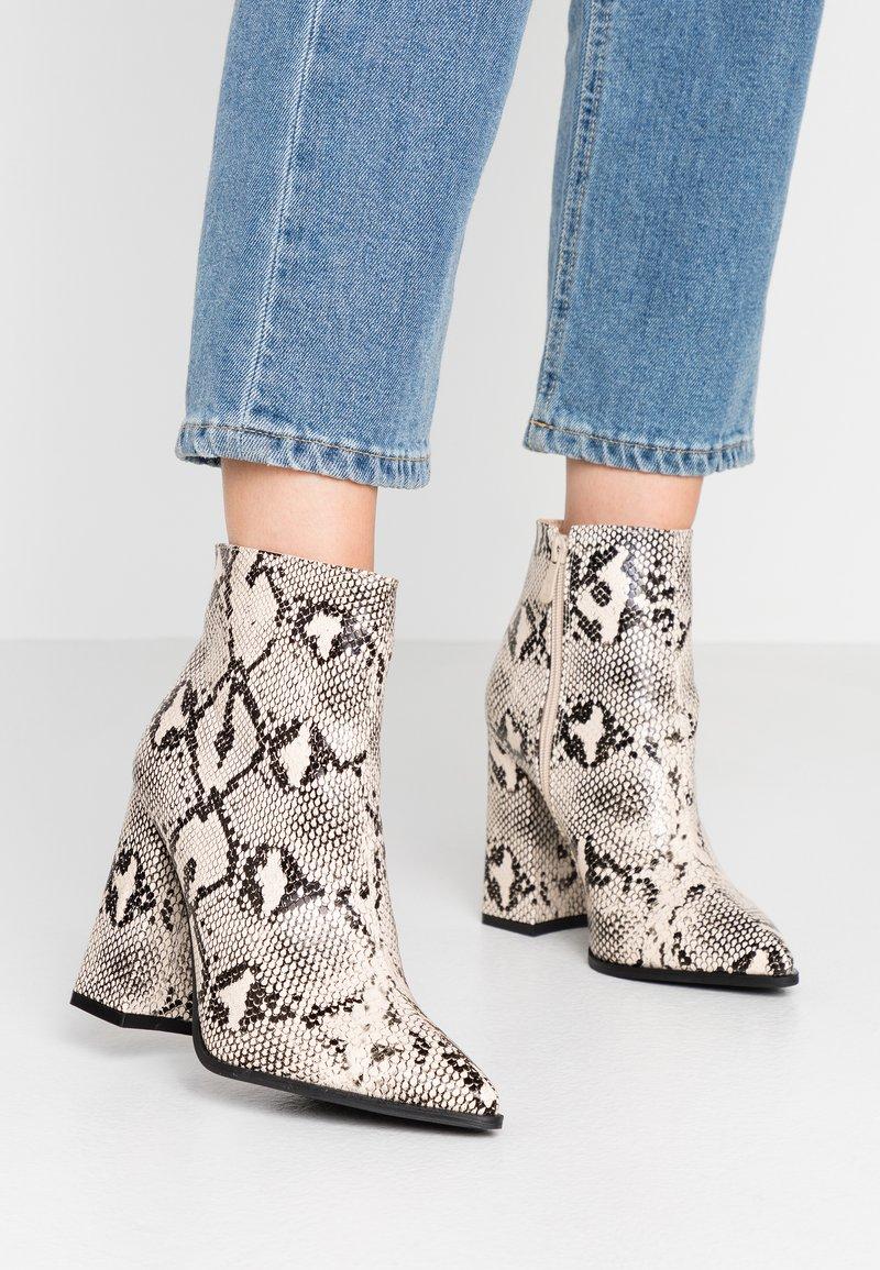 RAID - NEETA - Ankle boots - beige