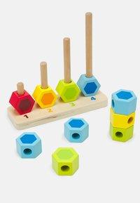 Hape - ZÄHL-UND STECKSPIEL UNISEX - Toy - multicolor - 2