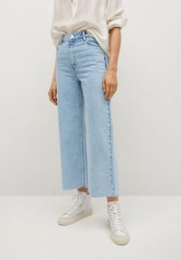 Mango - CAROL - Flared Jeans - light blue - 0