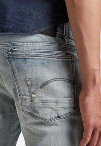 G-Star - LANCET VINTAGE NASSAU - Jeans Skinny Fit - light blue - 2
