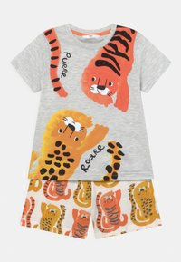 Marks & Spencer London - TIGER UNISEX - Pyjama set - orange - 0