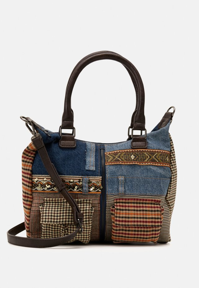 BOLS MILDRED - Borsa a mano - blue
