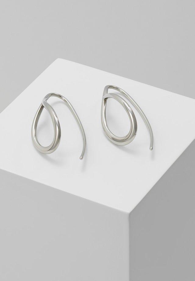 KARIANA - Boucles d'oreilles - silver-coloured