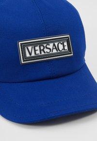 Versace - BERRETTO - Cap - bluette - 2