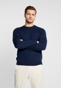 Calvin Klein Tailored - Jumper - blue - 0