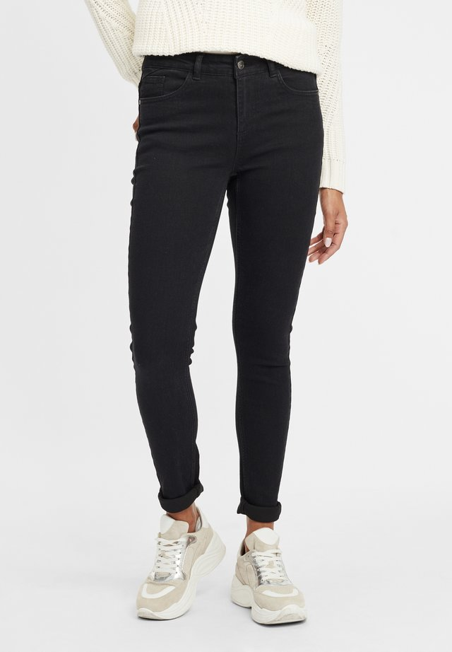 Lenna - Relaxed fit jeans - black