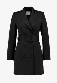 IVY & OAK - WITH BELT - Denní šaty - black - 5