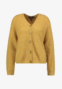Esprit Collection - CARDI - Gilet - amber yellow - 3