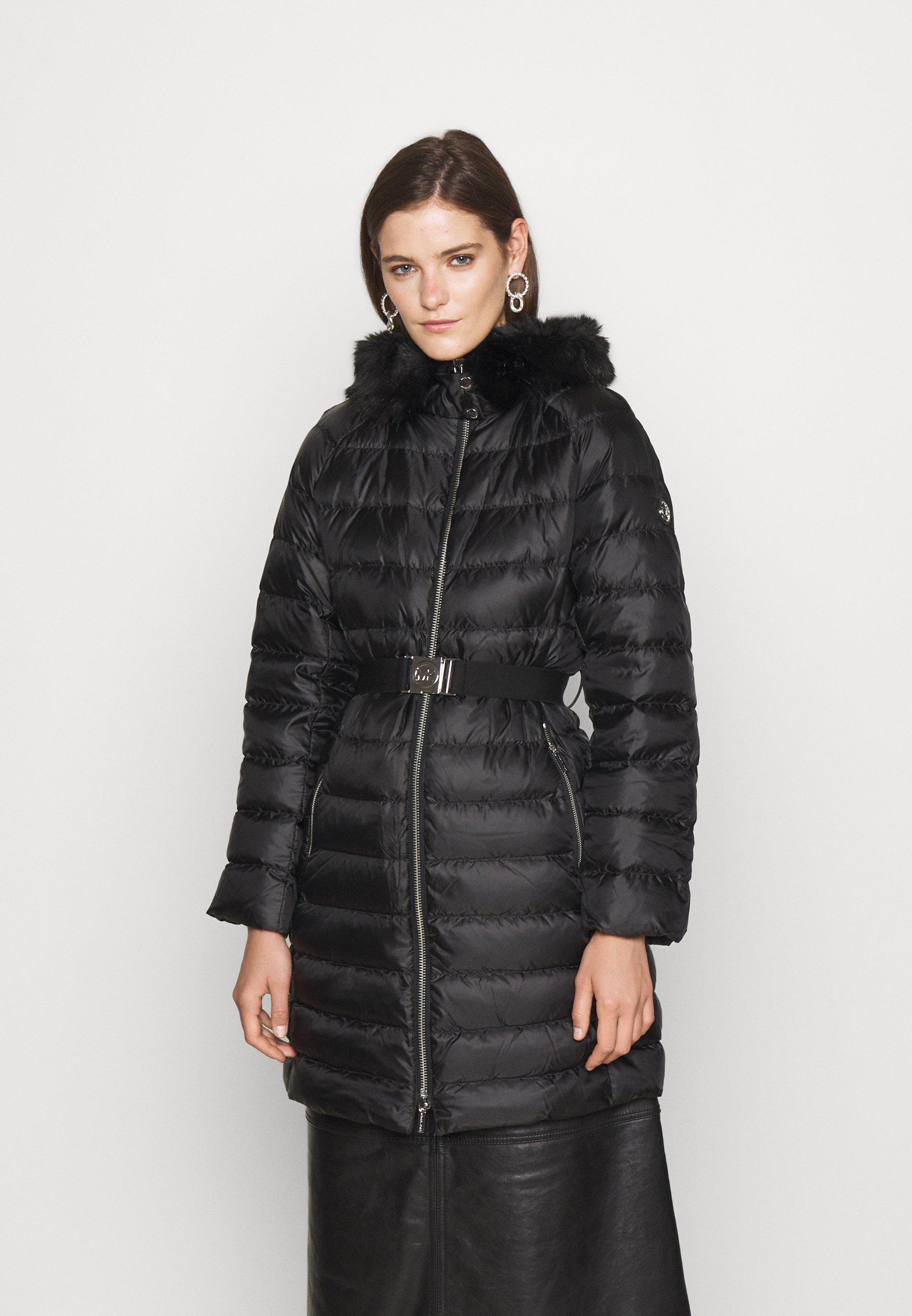 Women LONG PUFFER - Down coat