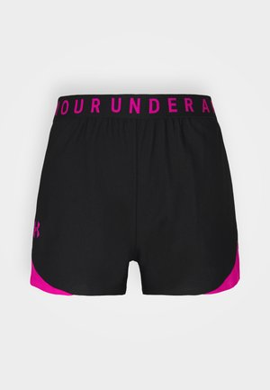 PLAY UP SHORTS 3.0 - Pantalón corto de deporte - black