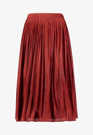 Pleated skirt - sienna