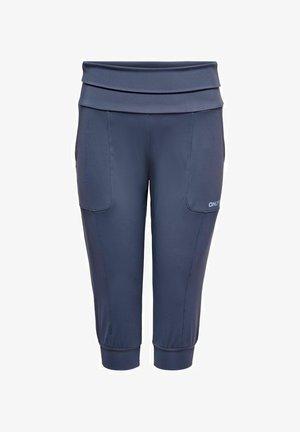 3/4 sports trousers - graystone