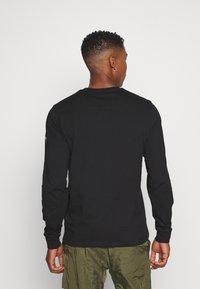 Marshall Artist - SIREN - Langærmede T-shirts - black - 2