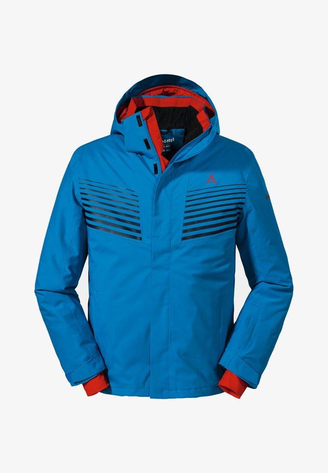 GARGELLEN - Snowboard jacket - 8310 - blau