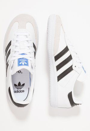 SAMBA - Trainers - footwear white/core black/crystal white