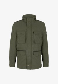TOM TAILOR - Light jacket - olive night green - 5