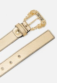 Versace Jeans Couture - BAROQUE BUCKLE - Belt - oro - 2